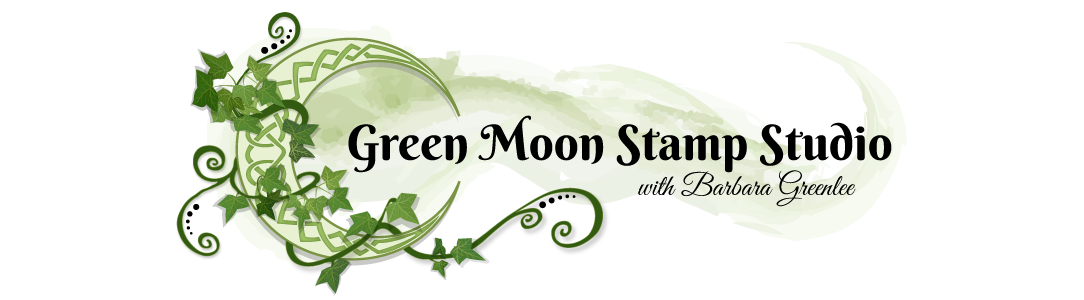 Green Moon Stamp Studio